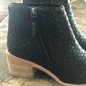 Kelsi Dagger Black Brooklyn Boots